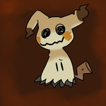 Mimikyu by TooUnique