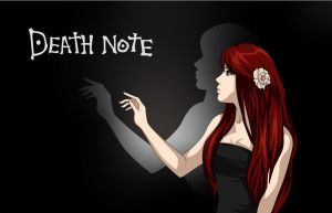 RPC Death note by lunxari