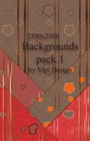 Backgrounds pack 1 by elixa-geg