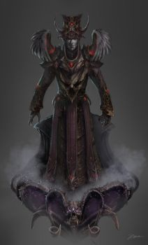 Demon Priest by toy1989820