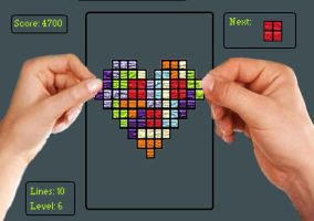 Tetris Love by lethalkaline