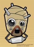 Heads Up Tusken Raider by HeadsUpStudios