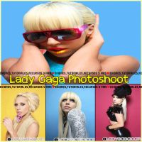 Lady Gaga Photoshoot by javiih98