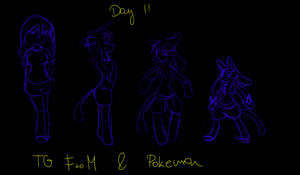 Random TF Challenge - Day 11 by Luxianne