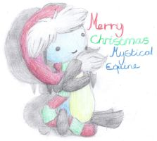 Merry Christmas ME by Insane-Sanety