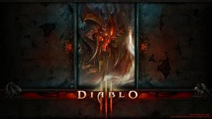 Diablo 3 Diablo Wallpaper by Panperkin