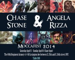 Moccafest 2014 by AngelaRizza