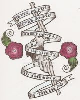 MCR tattoo 4 by AliciaEvan
