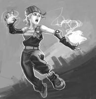 hip hop wizard by salahh