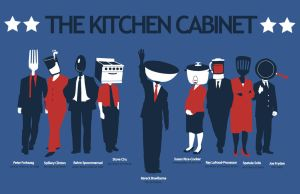 The Kitchen Cabinet by Clazziquai