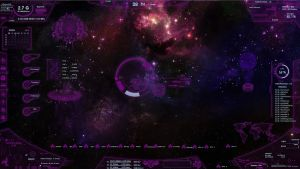 Neon Space Ultraviolet 1.0 FR (No notes) by benjiatwork