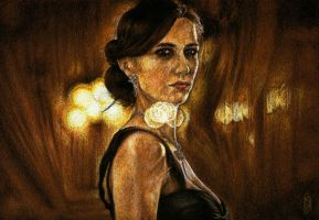 Eva Green by SecondGoddess