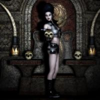 .:Dark Mistress:. by mzebony