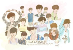 I love every U. LAY by miyala0401