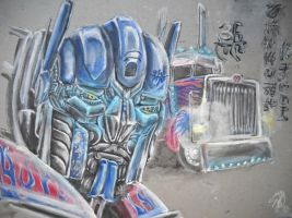 Optimus by Shady-V