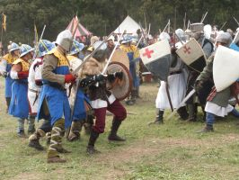 Medieval Reenactment I by hardbodies