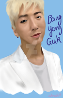Bang Yong Guk by ahnehr