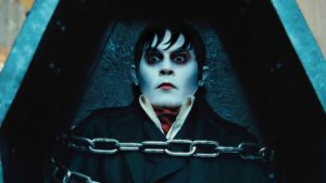 Johnny Depp Dark Shadows Painting by chamirra