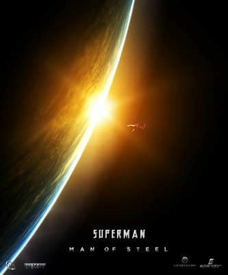 Superman:The Man of Steel Poster by SplendorEnt