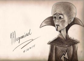 Fun with Detail - Megamind by Mitch-el