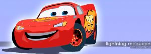 Lightning McQueen Vector by Silens