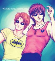 AP: We are Heart Breakers by privee