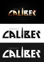 Project Caliber Logo by ShindaTravis