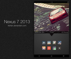 Nexus7 by kbrian