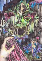 Coloful Macabre by watchfuleyes999