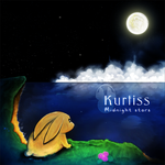 Kurtiss - Midnight Stars CD cover by Sello87