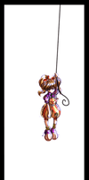 Hope Dangles on a String by Lepas