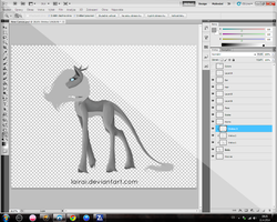 WIP - Roam with me by Lairai