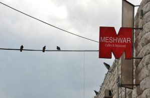 Sign, Nazareth by dpt56