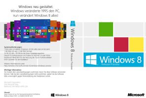 Windows 8 Release Preview DVD Cover (de-DE) by Misaki2009
