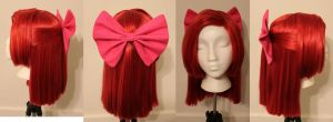 Competed Apple Bloom Wig by Miss-Star-Bucket