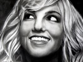 Britney Spears by aplusp