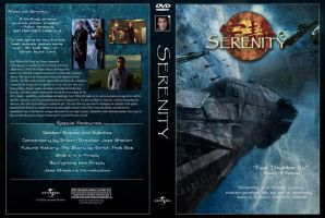 Serenity Cover by EpicJoe