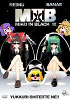 Miko In Black by Boldblade