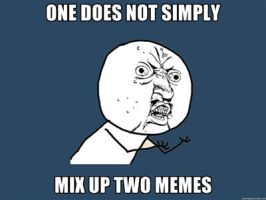 One Does Not Simply Meme by LPawesome