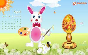 Easter Calendar by Alexandra-Ipate