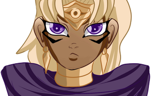 Malik Ishtar gif by Dark-n-Lovely