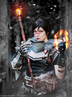 Hawke - Dragon Age GIF by Yukilefay