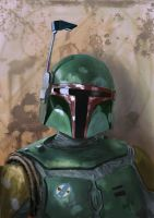 Boba_Fett by darthMefisto