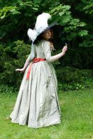 1780 zone-front gown (unfinished)5 by Arumorahe