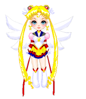 Eternal Sailor Moon by xxkorinxx