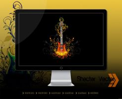 Schecter Vecter by Adamoos