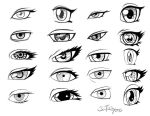 Eye practice by scificat