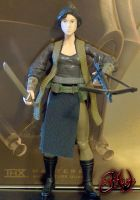 Order 66 Female Jedi by jvcustoms