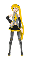 DT neru updated by MMD-francis-co