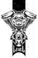 Choppers Front by metalsan